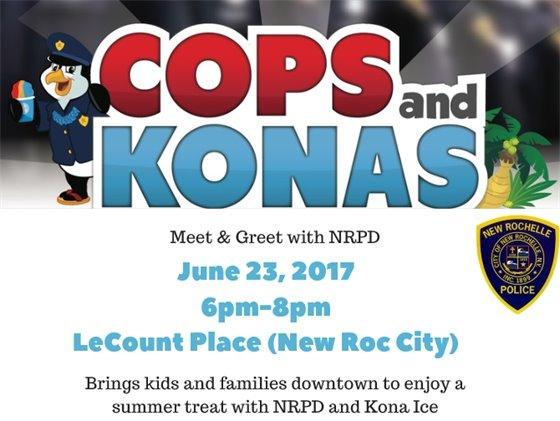 Cops and Konas