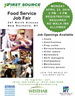 Food Service Job Fair
