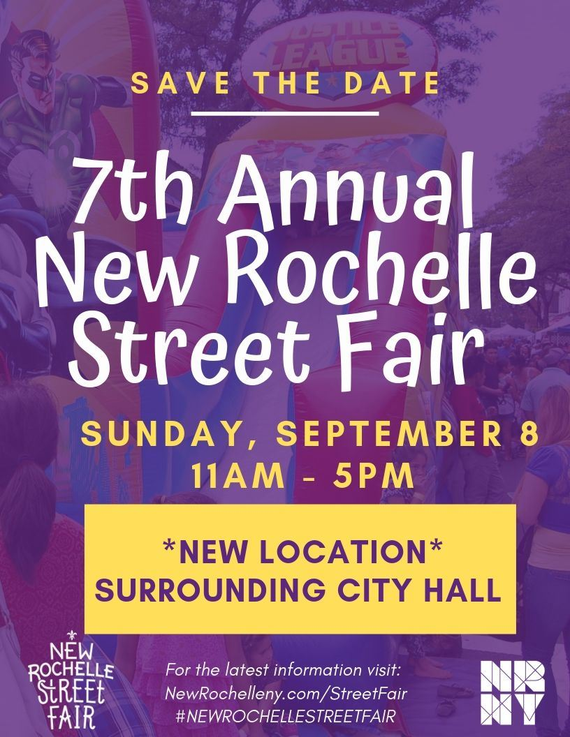 _SAVE THE DATE - Street Fair