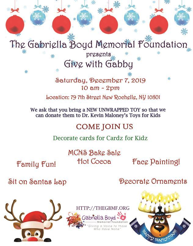 Give with Gabby