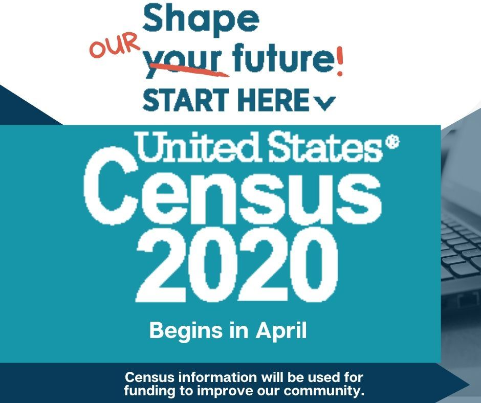Census2020 Website