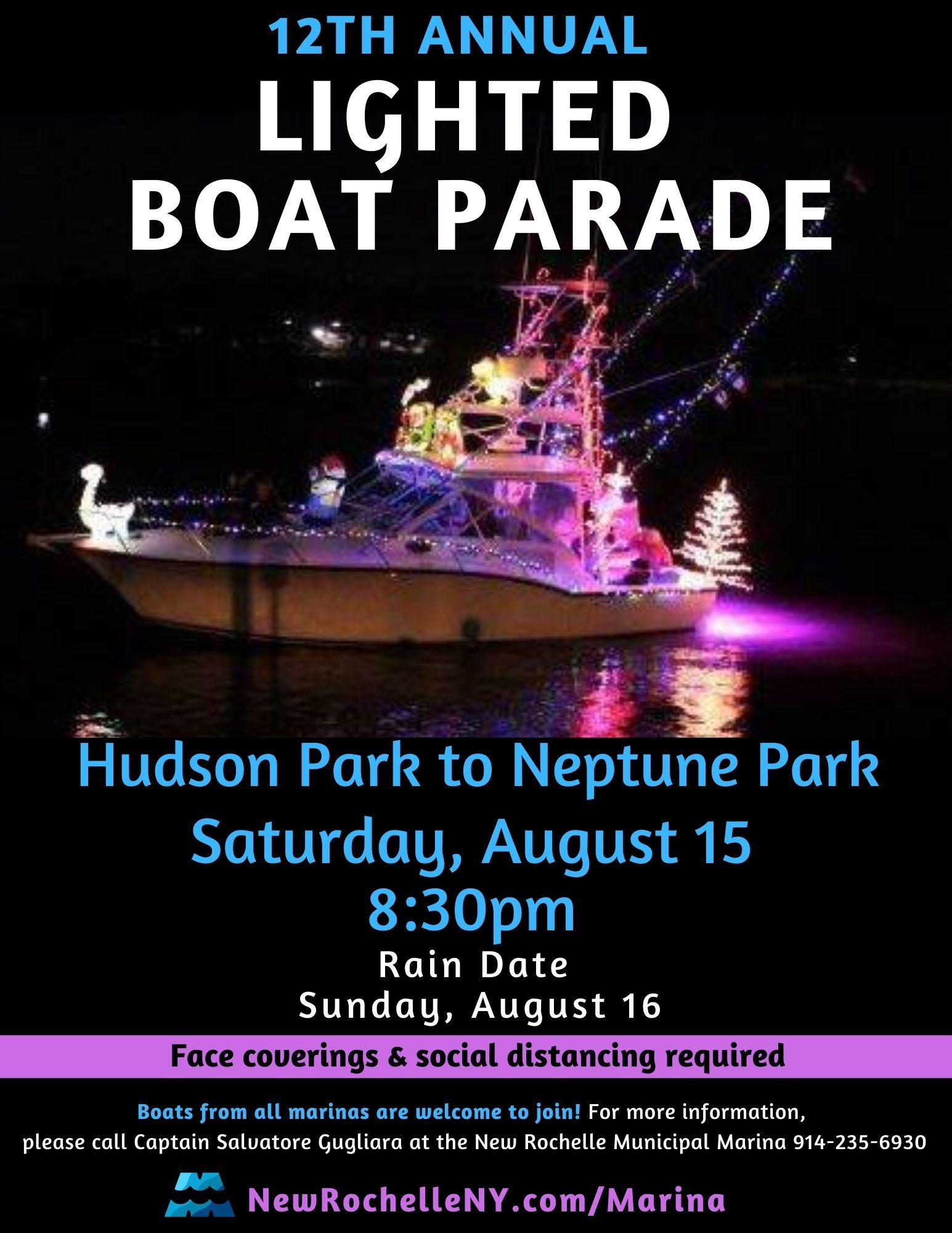 _Lighted Boat Parade 2020
