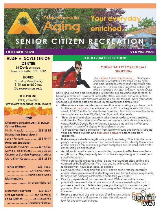 October_Newsletter
