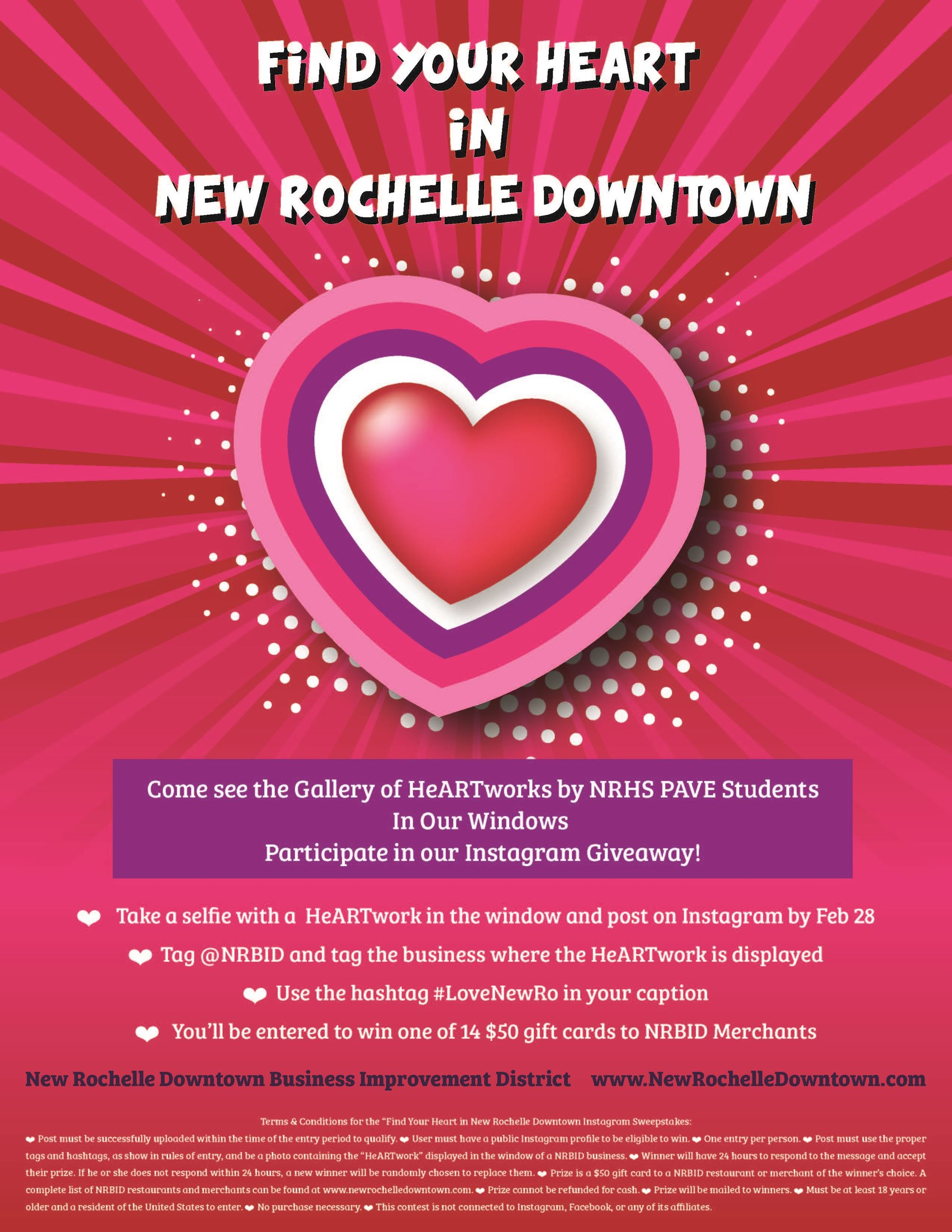CORR FINAL NRBID Find Your Heart in New Rochelle Downtown