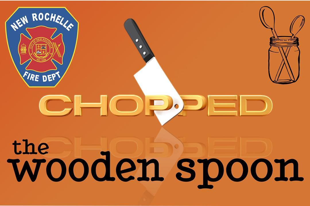 Wooden Spoon Chopped