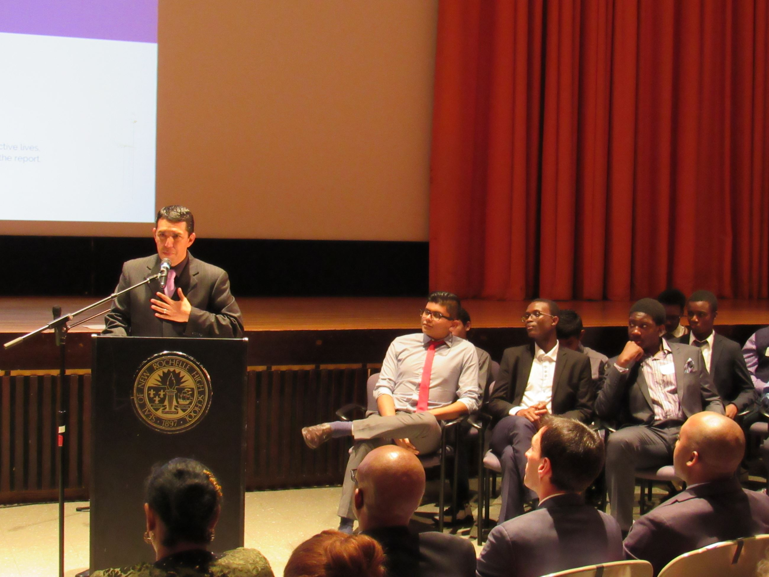 My Brother's Keeper Action Plan Event