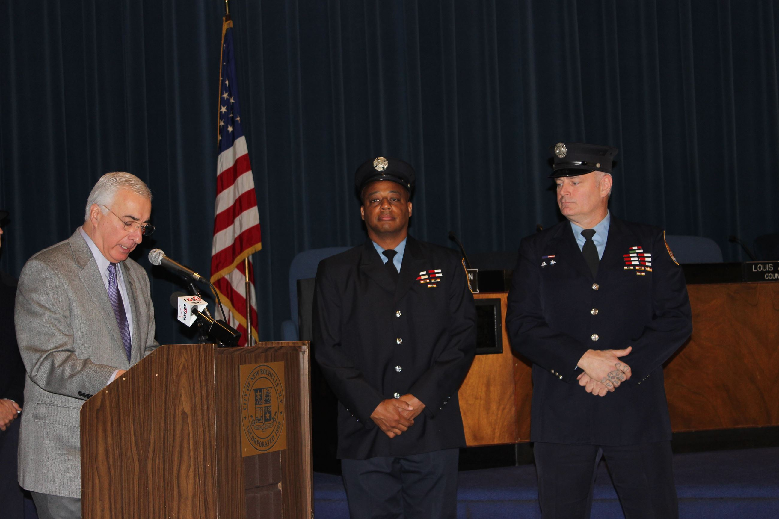 NRFD Awards and Promotions Ceremony 2015