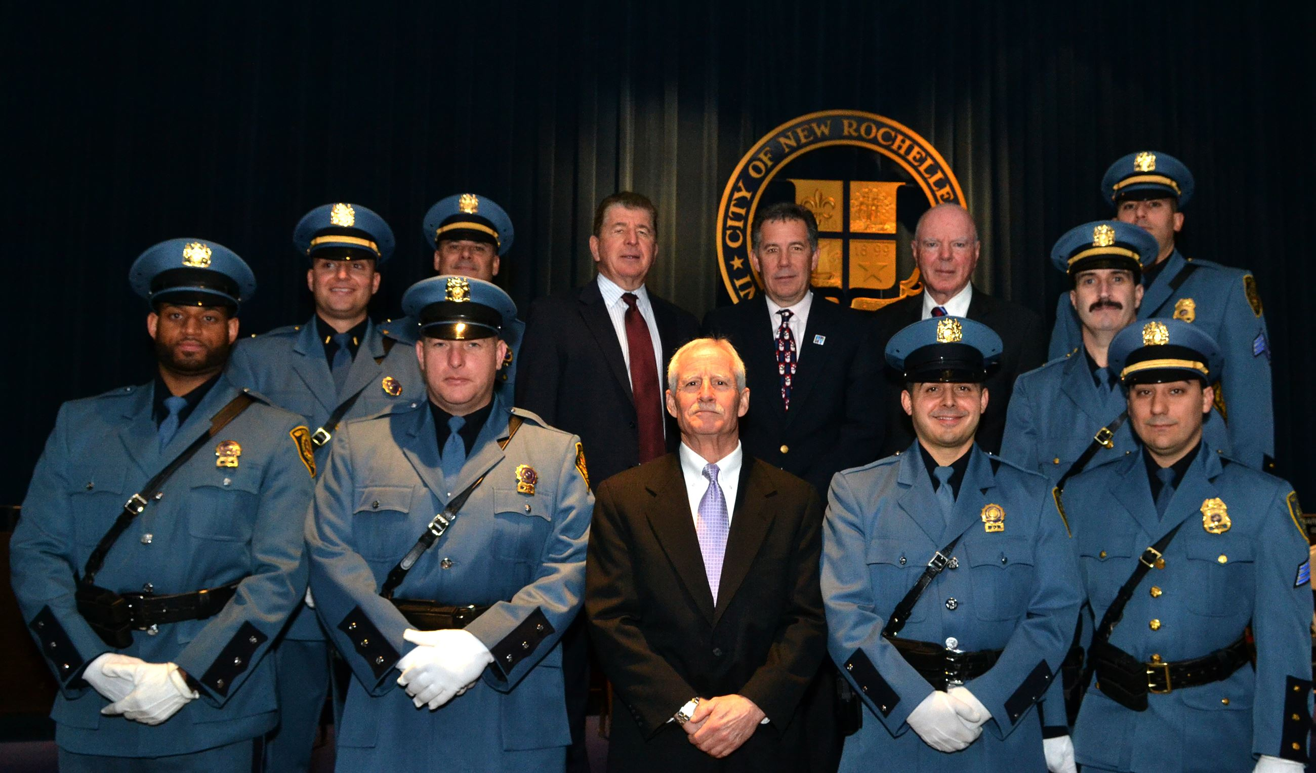 NRPD Promotional Ceremony