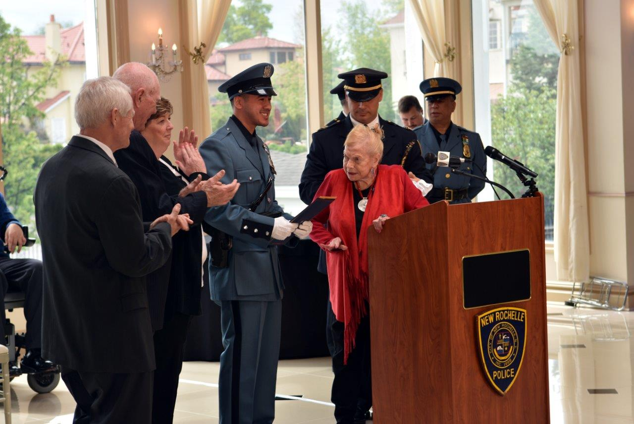 2016 NRPD Memorial Service and Award Ceremony